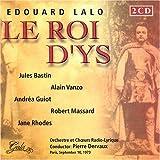 Le Roi D'Ys by E. Lalo