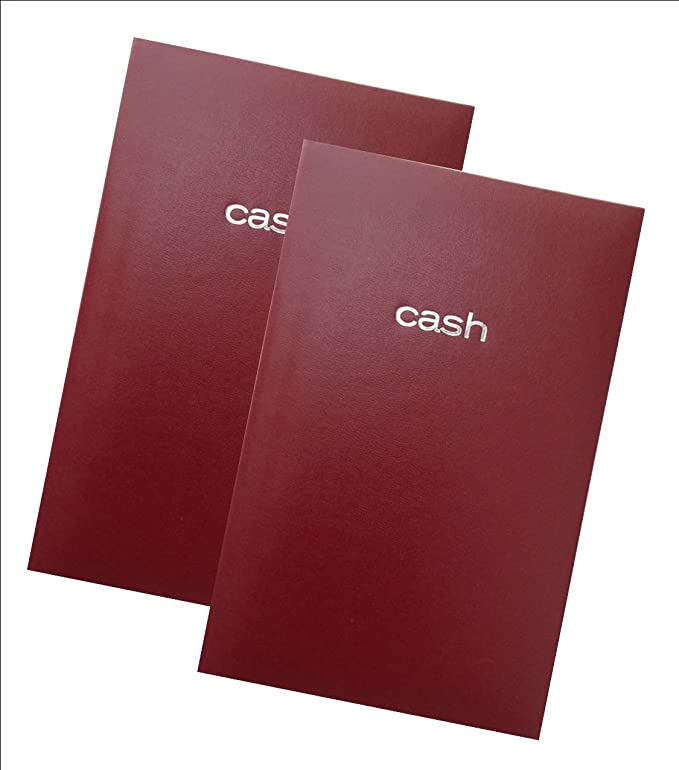 """Mead Cash Book 5/"""" X 7 15//16 Inches Hardbound 144 Pages Assorted Colors 6 for sale online"""