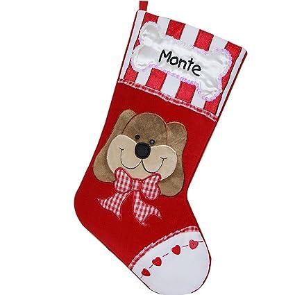 giftsforyounow personalized dog christmas stocking 19