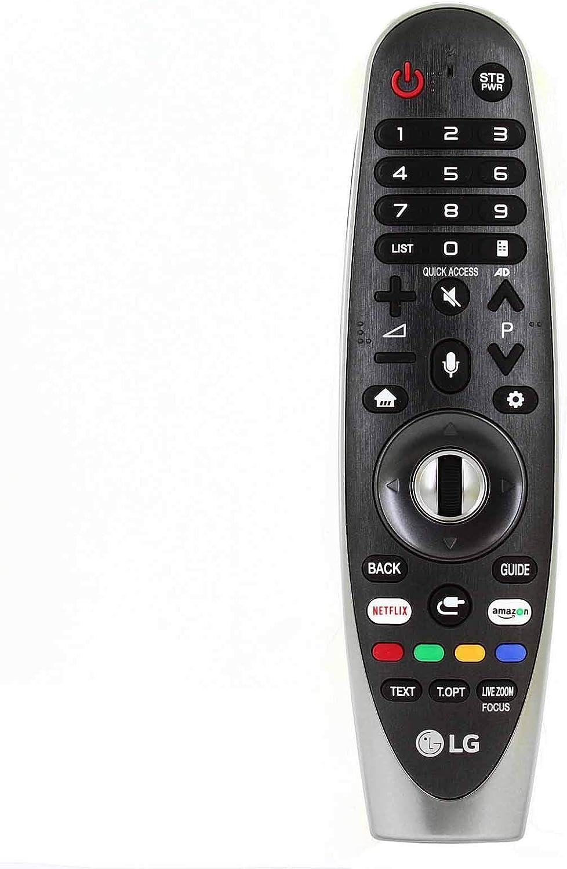 LG AKB75455301 AN-MR18BA Control Remoto Genuino para 49SK8500 ...