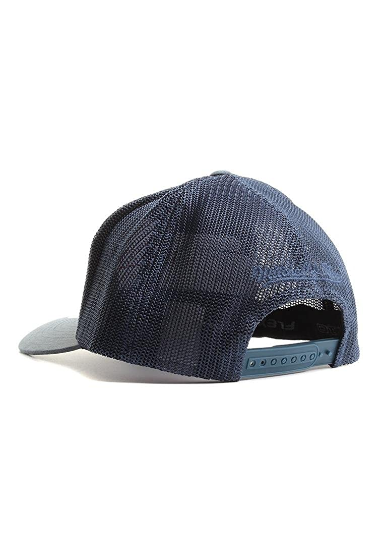 f2b9e5033dc Mitchell   Ness Men Caps Trucker Cap Washout 110 Flexfit Blue Adjustable   Amazon.co.uk  Clothing
