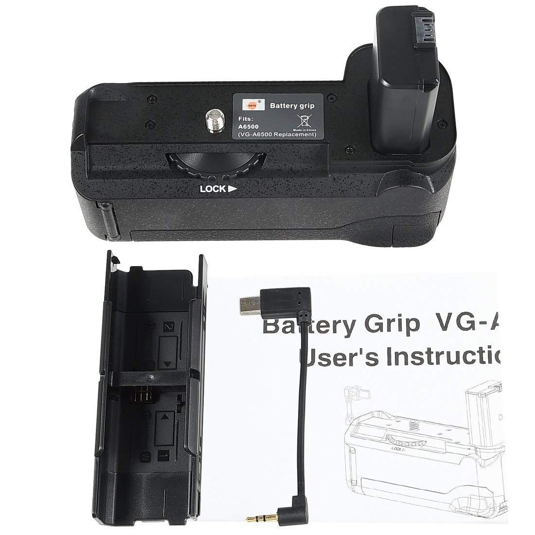 DSTE® VG-A6500 Vertical empuñadura de batería para Sony A6500 Cámara DST Electron Technological Co. Ltd UJLB96