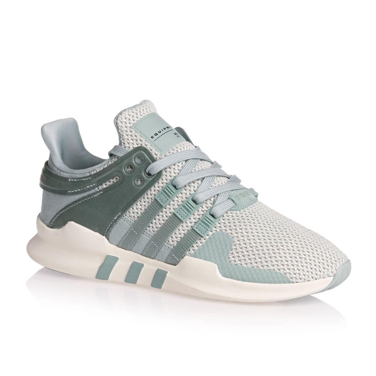 Adidas EQT Support ADV, Zapatillas para Hombre 37 1/3 EU|Tactile Green-tactile Green-off White