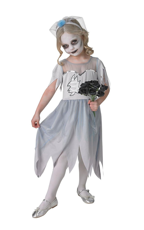 Rubies s oficial Dearly Departed novia disfraz infantil de tamaño ...