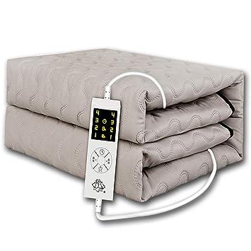 Amazon.com: JBailmx - Manta eléctrica de algodón peinado con ...