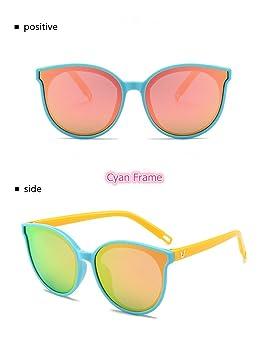 Z&HA Gafas De Sol Polarizadas YQ Gafas De Silicona Para Niños Marco Flexible De Goma Moderna