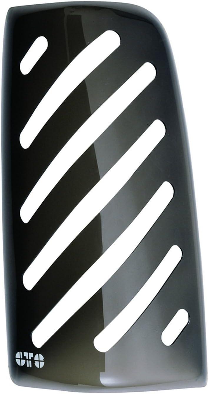 B000IPZM1E GT Styling 120722 Tailblazer Tail Light Cover, Smoke, 2 Piece 61VeT6jR0NL.SL1500_