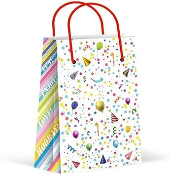 Amazon.com: Bolsas de fiesta para niños, bolsa de regalo ...