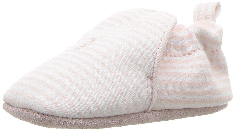 Ralph Lauren Layette Womens Percie (Infant/Toddler) White 4 M US Infant Polo Ralph Lauren Kids Percie Light Pink Stripe - K