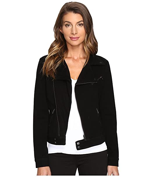 large discount fair price detailed images Liverpool Jeans Company Women's Moto Jacket in Powerflex Knit Denim