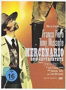 Mercenario - Der Gefürchtete [Alemania] [DVD]
