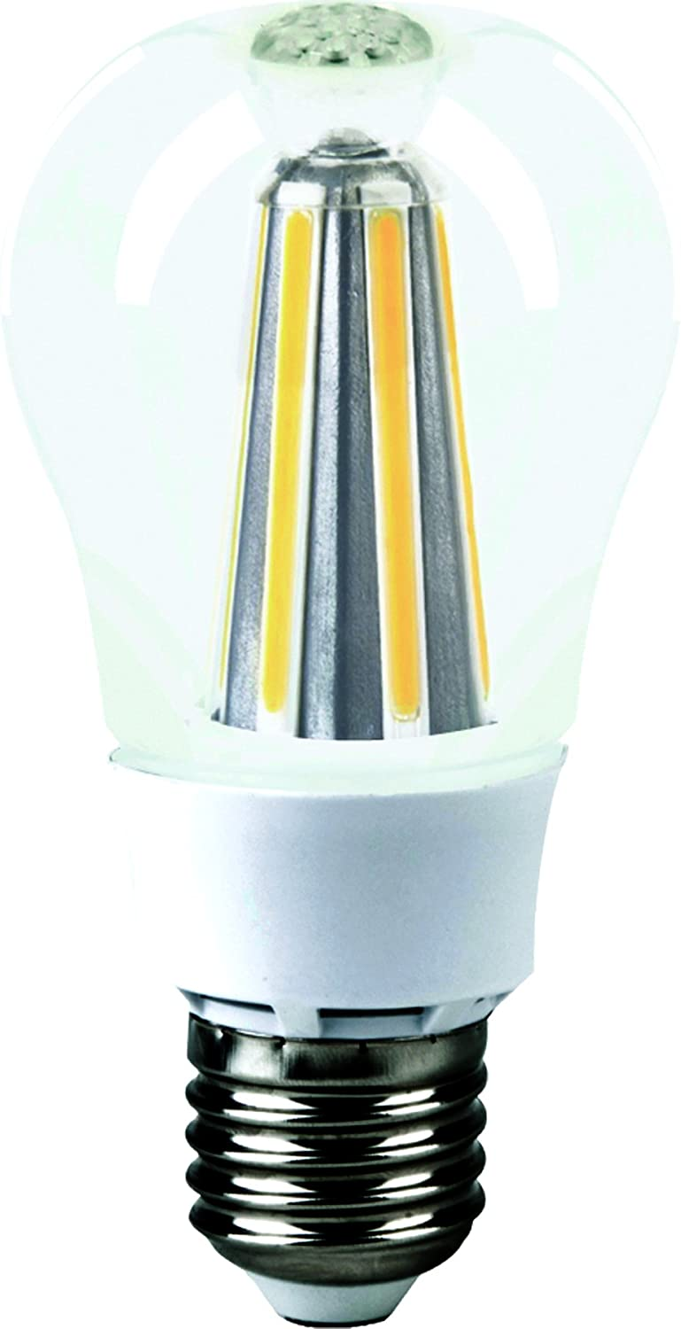 7W LED Replace 60W Bulb XTRA Bright 360/° Radiance A19 Soft White Light 605055 Un-Edison Miracle LED D/écor Gorgeous
