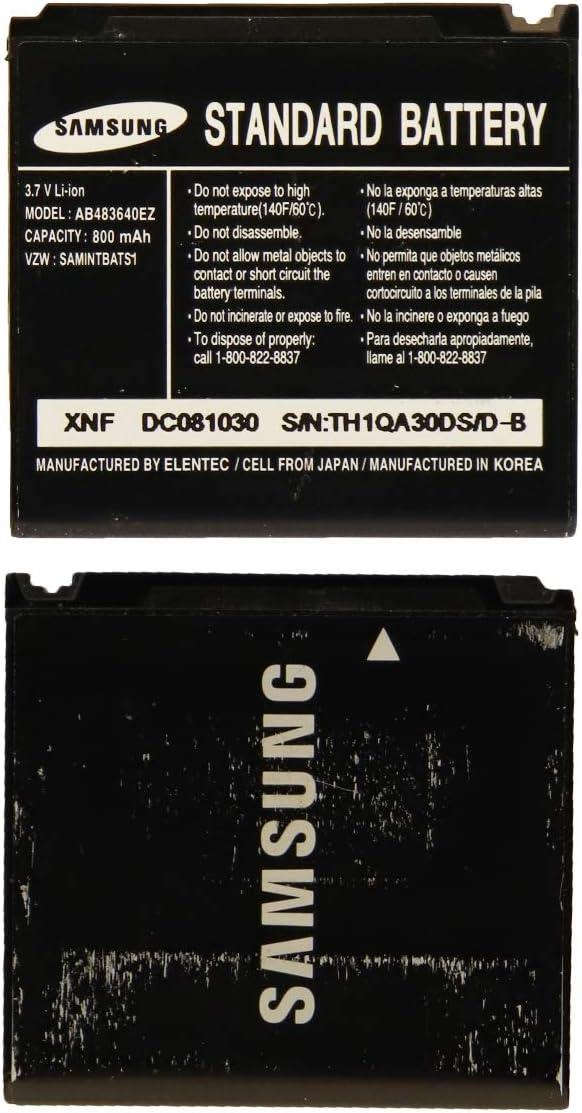 OEM Samsung 800mAh Li-ion Battery AB483640EZ 3.7V for Sway U650 Renown U810