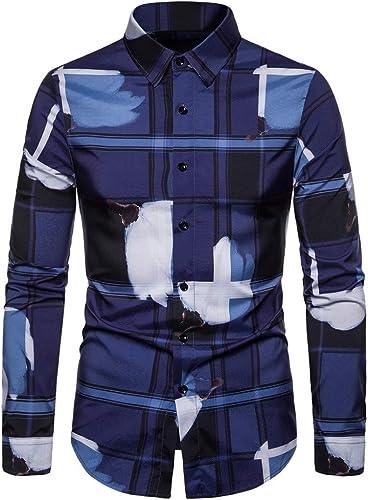 Camisa hombre Slim Fit Coreana, nueva manera de la camisa ...