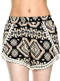 Women Sexy Hot Pants Summer Casual High Waist Beach Shorts