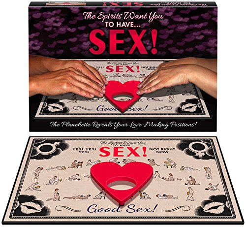 Kheper Games The Spirits Want You To Have Sex Game - http://coolthings.us