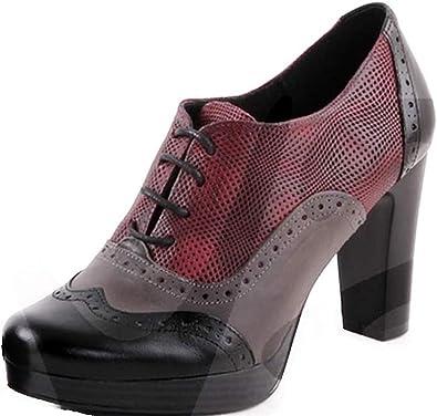 Zapatos Estil Abril 8703 Corte-Piel,Forro-Piel,Plantilla-Piel ...