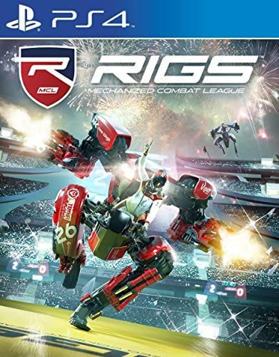 Sony RIGS Mechanized Combat League, PS VR Básico PlayStation 4 ...