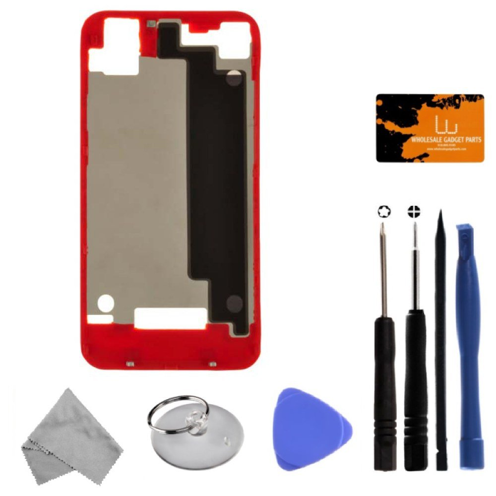 Door Frame For Apple Iphone 4s Cdma Gsm Red With Tool Kit In Mobile Phones Circuit Do Repair Solution