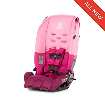 Diono Radian 3R All In One Convertible Car Seat For Children From Birth