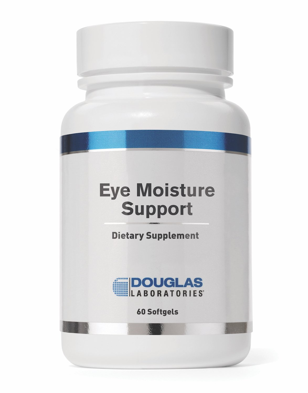 Douglas Laboratories - Eye Moisture Support - Antioxidant Support with Omega-3 Fatty Acids including EPA, DHA, and GLA - 60 Softgels