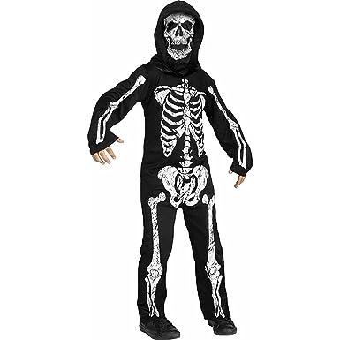 sc 1 st  Amazon.com & Amazon.com: Fun World - Child Phantom Skeleton Costume: Clothing