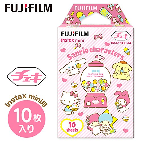 Sanrio Sanrio Characters Fujifilm picture for Instax instax mini film From Japan New