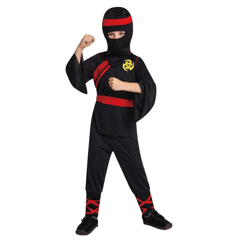 Amazon.com: Totally Ghoul Black Ninja Size Large: Clothing