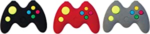 Raymond Geddes Game Controller Erasers (Pack of 24)