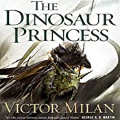 The Dinosaur Princess: Dinosaur Lords, Book 3 | Victor Milán