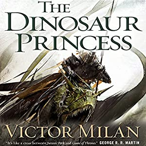 The Dinosaur Princess Audiobook