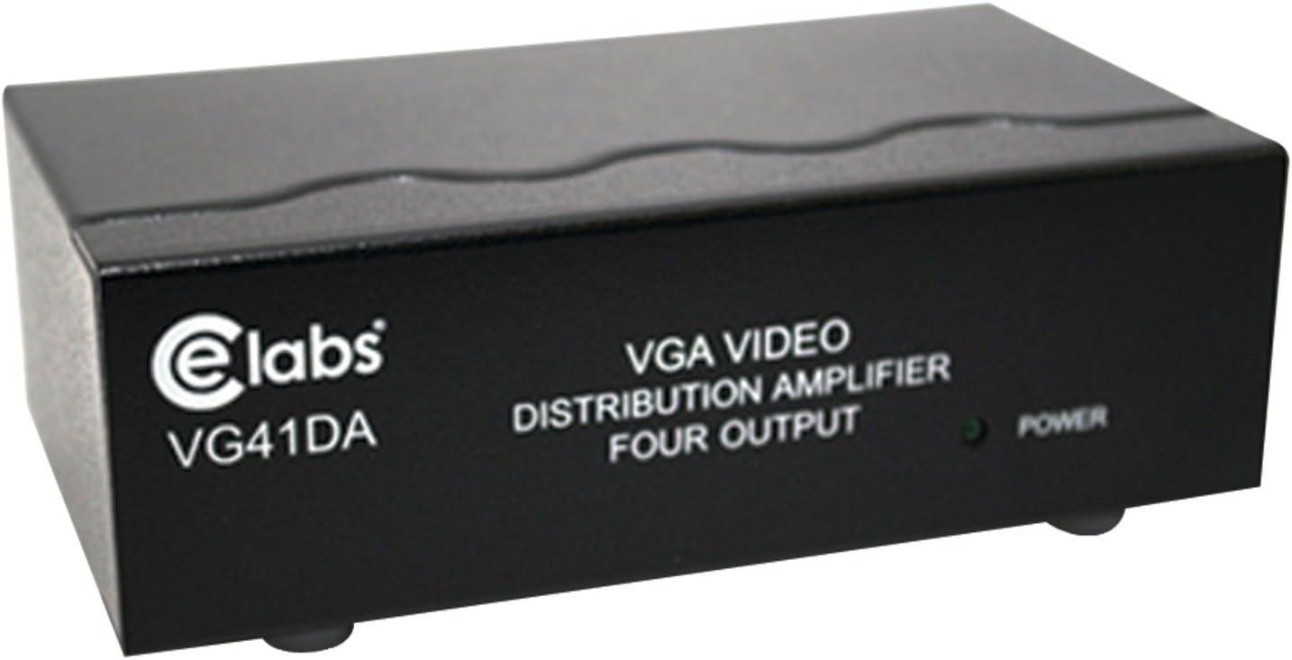 CE Labs VGA 1X4 Distributon Amp (VG41DA)