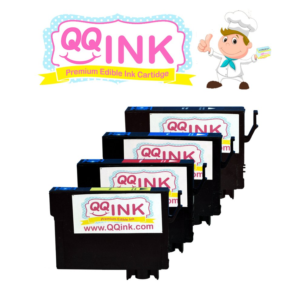 QQink Cleaning Ink Cartridge Multi-Pack for XP-200, XP-300, XP-310, XP-400, AND XP-410