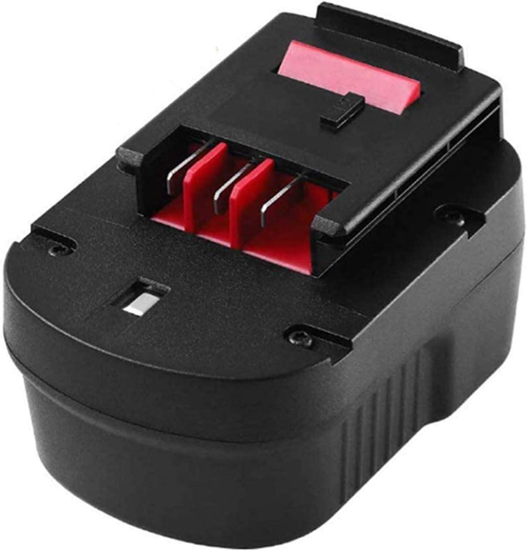 Powayup 3600mAh High Extend Capacity Replacement for Black and Decker 12V Battery HPB12 PS130 FSB12 FS120B FS120BX Cordless Power Tool