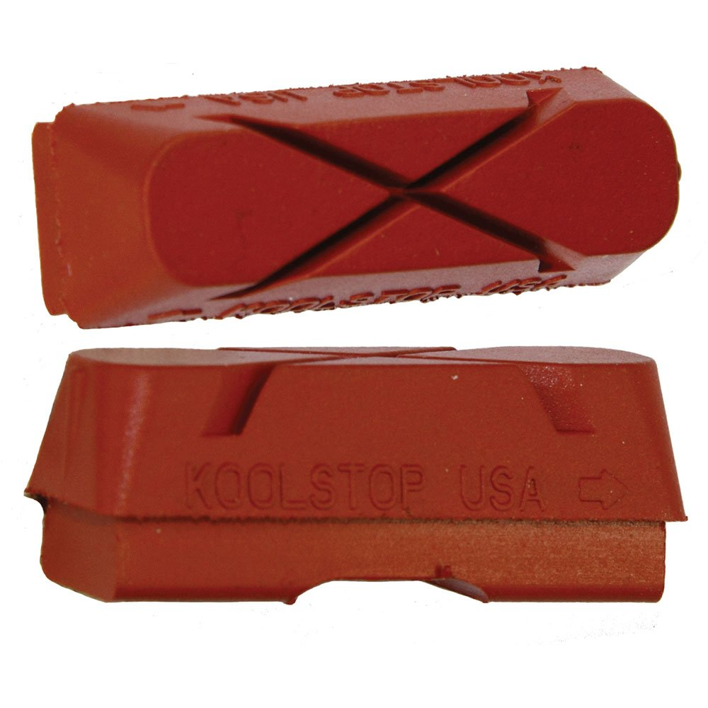 Kool-Stop Ks-Wxsa Weinmann X-Insert Brake Shoes Salmon 4/Bg KOOL STOP