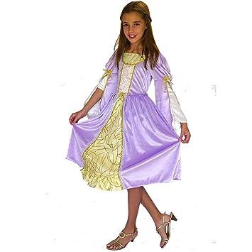 Princesa Y Juegos AñosAmazon esJuguetes Lila5 A 7 Disfraz UpqSGVzM
