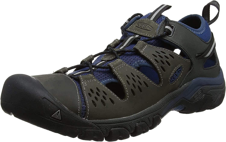 KEEN Men s High Rise Hiking Shoes Low