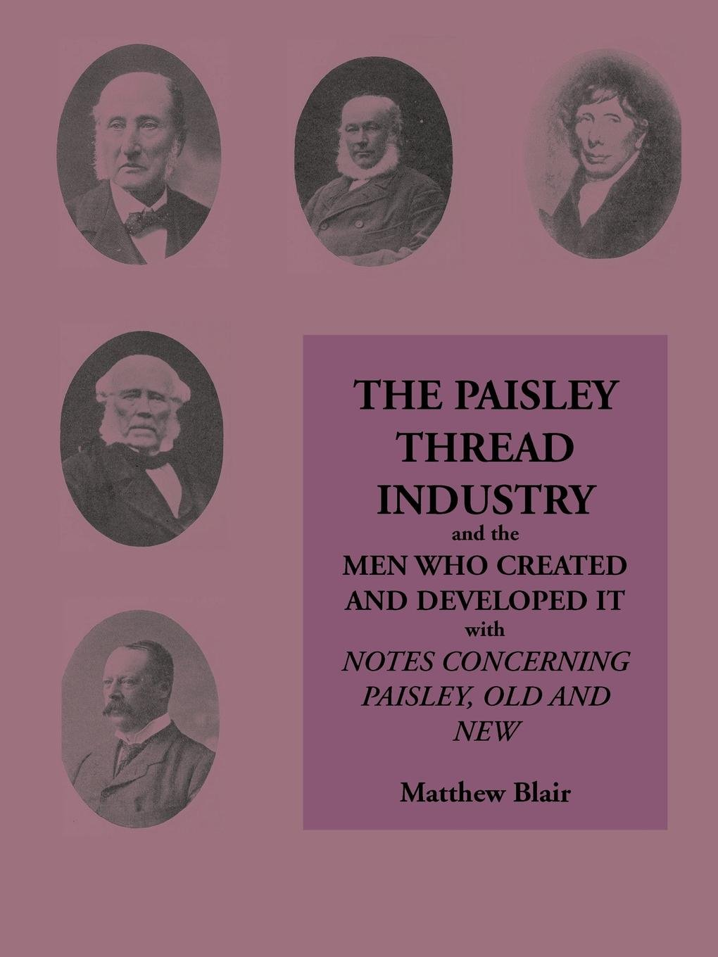 Download The Paisley Thread Industry (Paisley Collection S) ebook