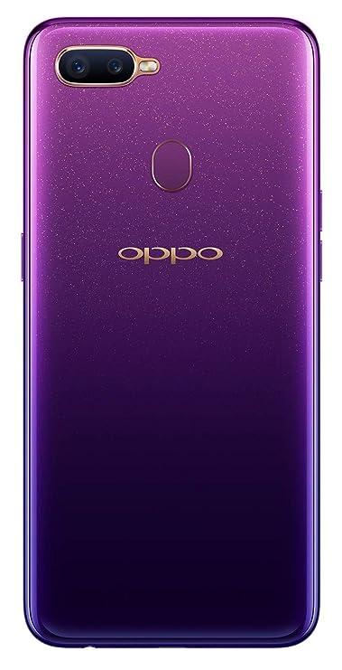 Oppo F9 Pro Cph1823 Starry Purple 6gb Ram 128gb Storage Amazon