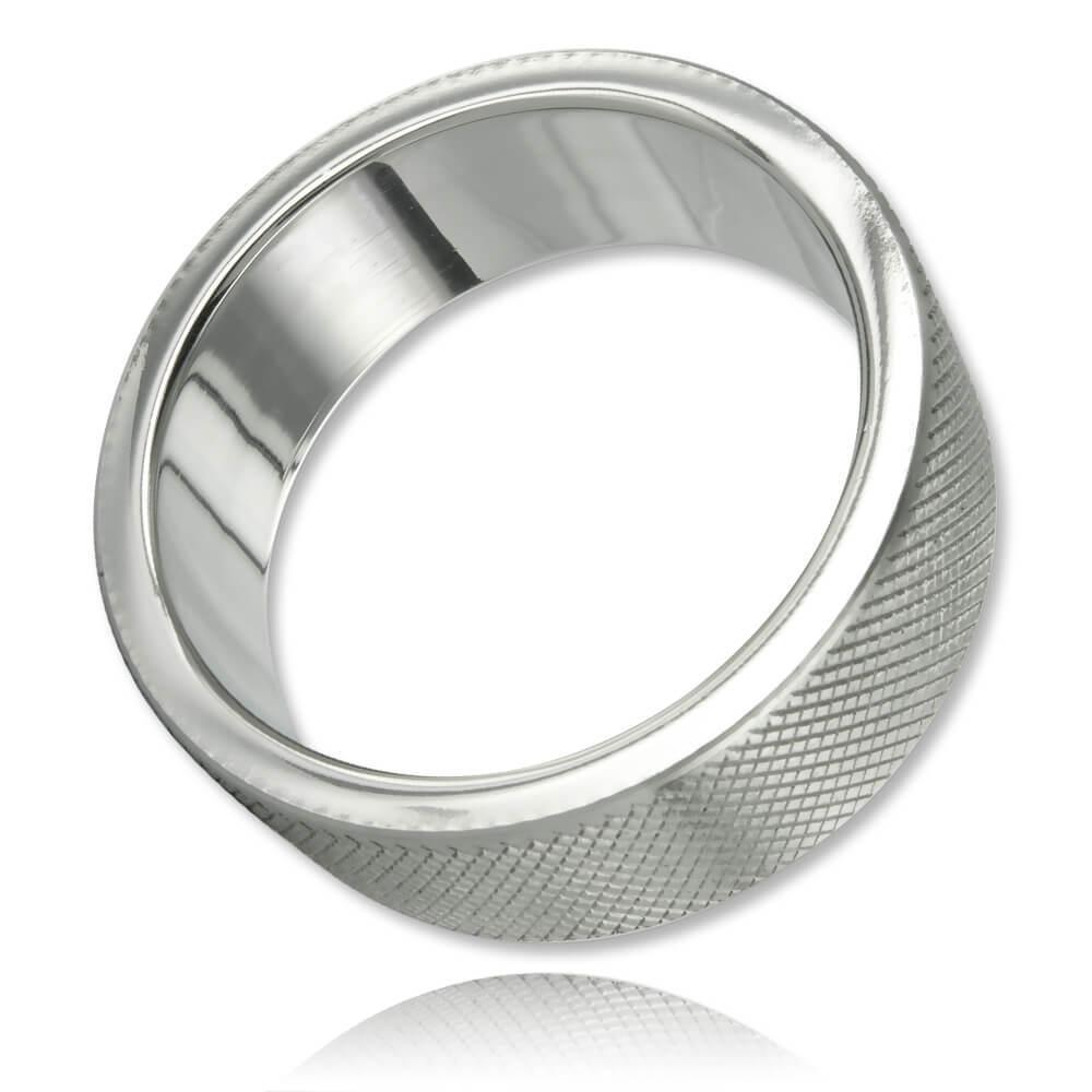 Cockring anneau à pénis - acier Grip 20mm - pénis 55 mm 1f2eb1