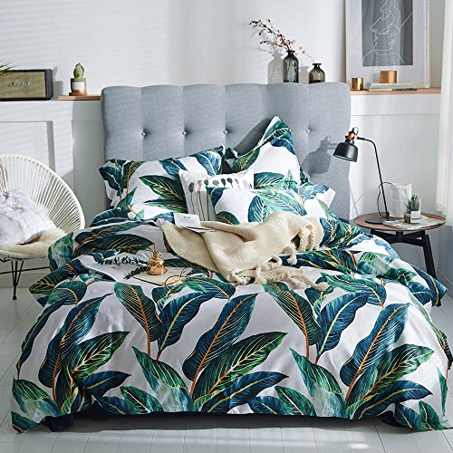Buy tropical duvet cover king size