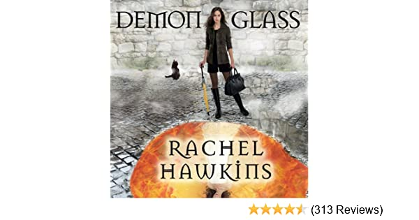 Amazon.com: Demonglass: Hex Hall Series, Book 2 (Audible Audio Edition): Rachel Hawkins, Cris Dukehart, Tantor Audio: Books