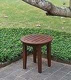 Cambridge-Casual 590180 Como Sectional Side Table, Natural