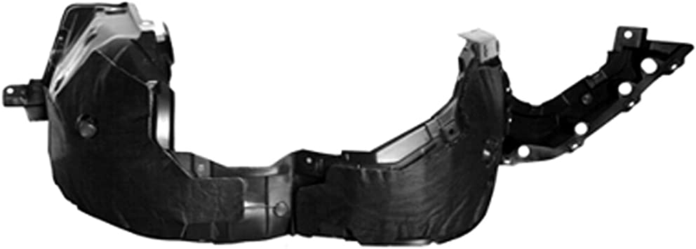 NEW FRONT RIGHT FENDER LINER FOR 2016-2018 NISSAN ALTIMA NI1249150C CAPA
