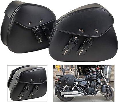 Chudan Paar Retro Motorrad Satteltaschen Wasserdichte Gepaeck Tasche Abnehmba Satteltasche Werkzeugkasten Für Harley Davidson Sporty 883 1200 X48 Iron Meisten Motorräde Sport Freizeit