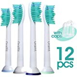 12x Generic Philips Sonicare Replacement Heads High Quality Compatible With Philips Toothbrush …