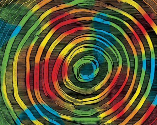 Melissa & Doug Scratch Art Multicolor Finger Paint Paper - 30 Sheets (Multi Color Finger Paint Paper)