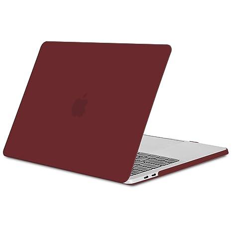 Tecool Funda MacBook Pro 13 Pulgadas 2016/2017/2018, Ultra Slim Cubierta de