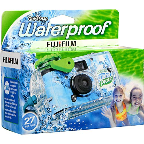Fujifilm Quick Snap Waterproof Camera - 3