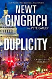img - for Duplicity: A Novel (The Major Brooke Grant Series) book / textbook / text book